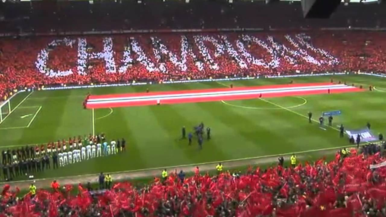 Wallpaper Man Utd Hd Sir Alex Ferguson S Old Trafford Farewell Hd Youtube