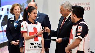 Inicio de Colecta Nacional Cruz Roja Mexicana 2019 thumbnail