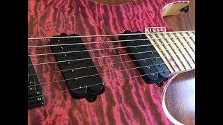 Baixar UNBIASED GEAR REVIEW - Instrumental Pickups SFTY3-7 Multiscale Humbuckers