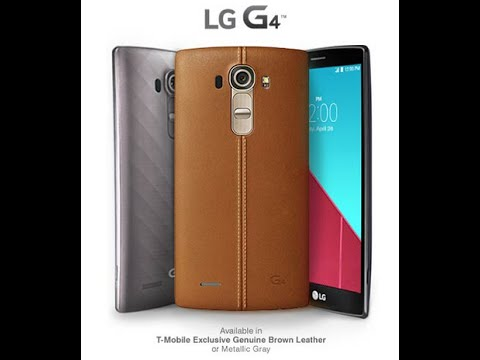 T-Mobile LG G4, LG G Stylo, LG Leon LTE