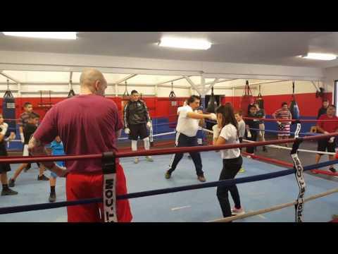 Knockout Boxing LLC Odessa Texas