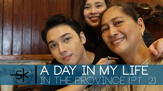 A DAY IN MY LIFE IN THE PROVINCE (PART 2) | Sky Lounge