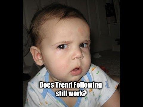 Does Trend Following Still Work?