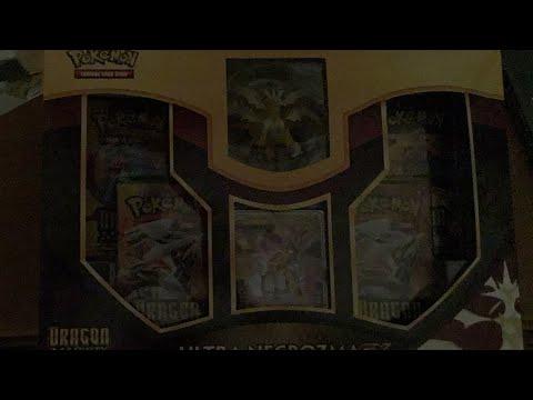 Dragon Majesty (TCG)  Hunt for Gold Ultra Necrozma GX Episode 1