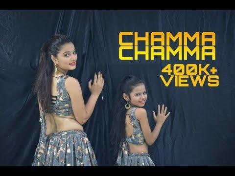 Chamma Chamma - Fraud Saiyaan Dance Cover By Gauri And Priti | Neha Kakkar | Ikka