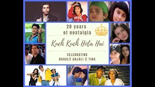 Trending  20 interesting facts celebrating 20 years of Kuch Kuch Hota Hai