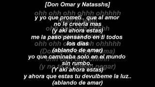 Don Omar Ft  Natti Natasha   Dutty Love Con Letra