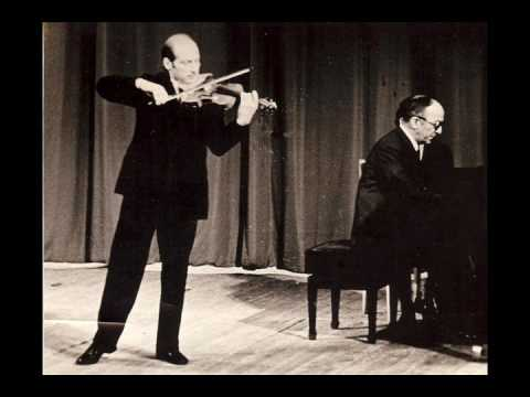 Albert Markov plays Elgar