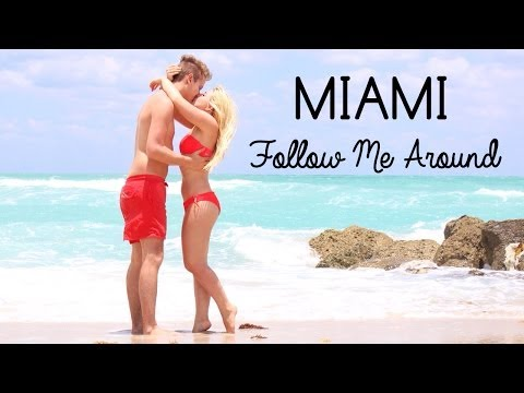 MIAMI FOLLOW ME AROUND ♥  Traumurlaub