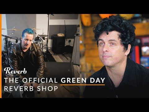 Mike Jones - Green Day Gear Is Up For Grabs!