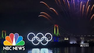 Lester Holt Reflects On Covering His 10th Olympics