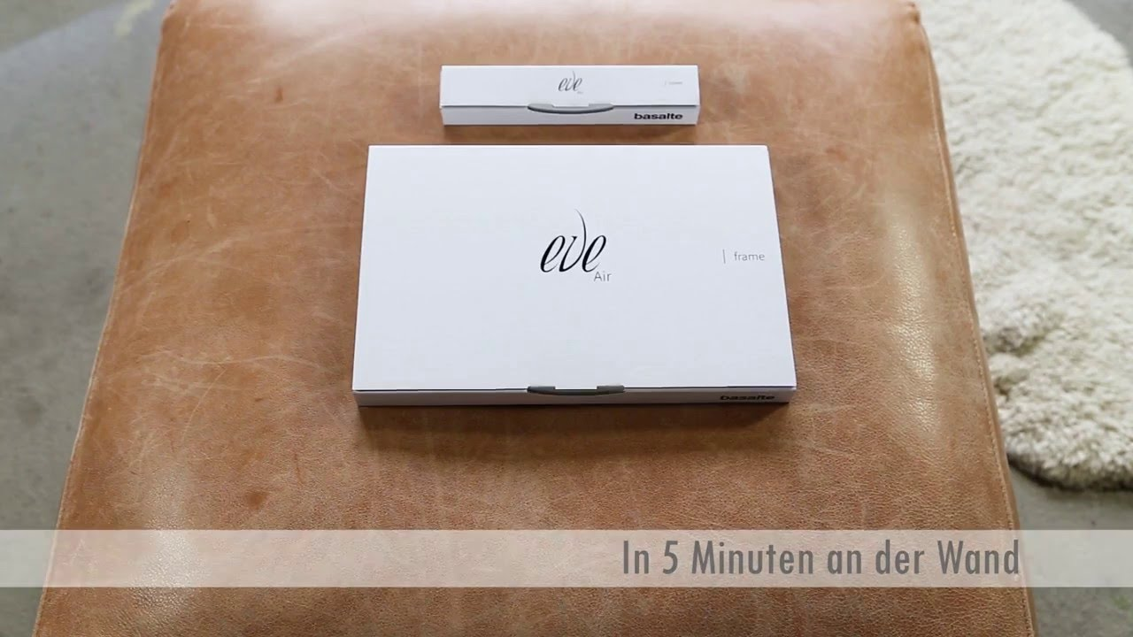 Basalte eve air installation tablet wandhalterung f r ipad youtube - Tablet wandhalterung selber bauen ...