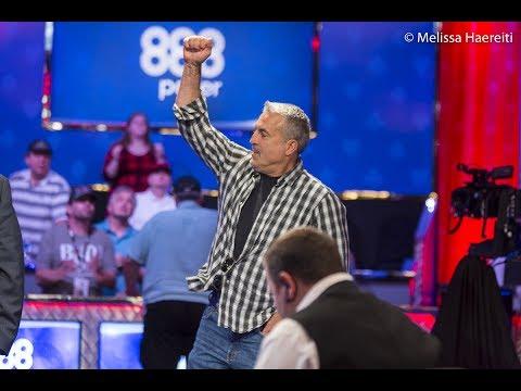 Frank Maggio Wins Biggest Ever Seniors Event