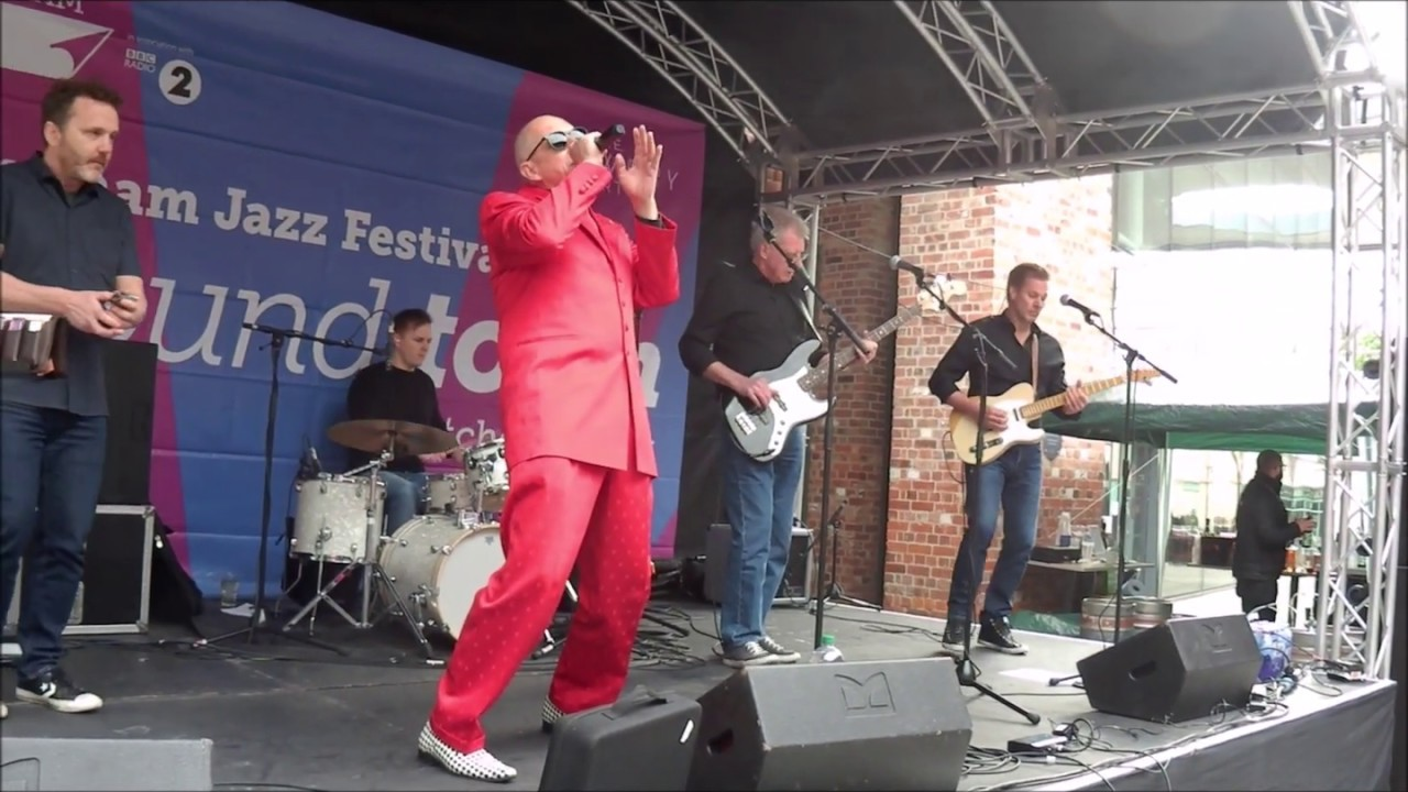 The Charlton Blues Kings - Cheltenham Jazz Festival 2019
