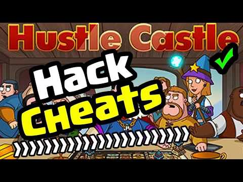 Hustle Castle Hack - Free Diamonds For Android & IOS Hustle Castle Cheats