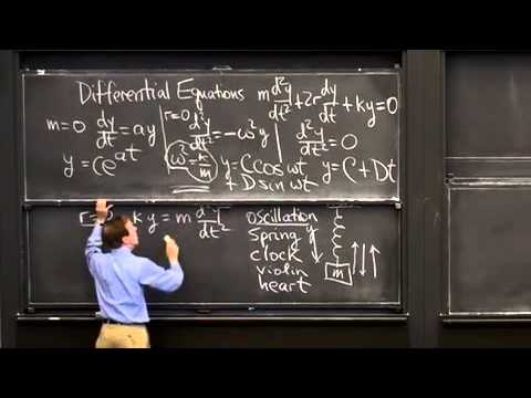 Differential Equations of Motion (16 of 18)