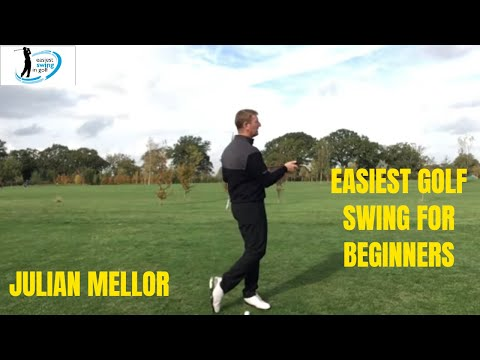 THE GOLF SWING MADE SIMPLE , BEGINNERS AND IMPROVERS
