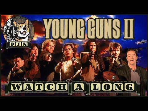 PJN Movie Watch-A-Long #11 - Young Guns II