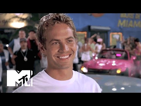Paul Walker's Emotional Goodbye in 'Furious 7' | MTV News