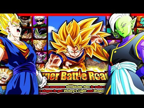 SUPER BATTLE ROAD POTARA CATEGORY! Dragon Ball Z Dokkan Battle ITA