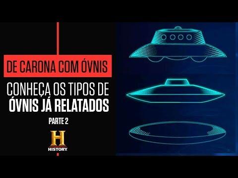 ÓVNIS: Aprenda a identificar cada tipo de nave espacial - Parte 2 | DE CARONA COM ÓVNIS| HISTORY