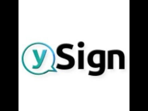 ySign is a decentralized messaging app based on blockchain technology, anonymity,privacy, security
