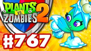 Missile Toe Boosterama! Arena! - Plants vs. Zombies 2 - Gameplay Walkthrough Part 767