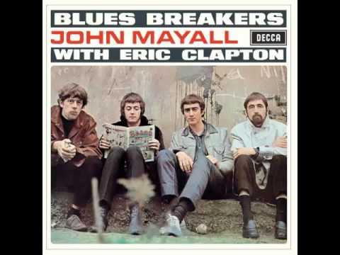 A brit blues bűvöletében