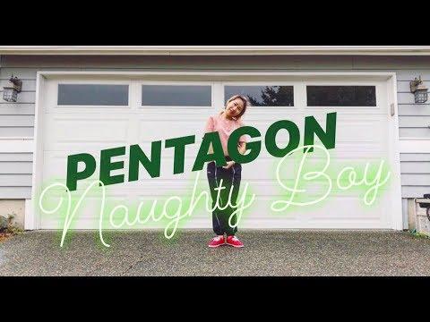 PENTAGON(펜타곤) ❤ Naughty Boy(청개구리) Dance Cover
