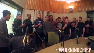 "BSU Note To Self Performs ""Chirp"" Mashup"