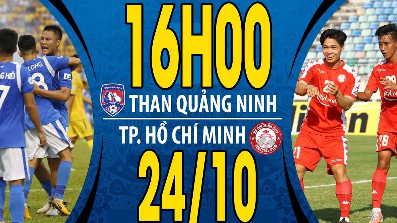 Than Quảng Ninh - TP. HCM | Nửa Đội Hình Trong Bệnh Viện, TP. HCM Lấy Ai Đá Với Chủ Nhà? | PREVIEW