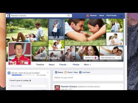 TurboCollage: Make Facebook Cover Photo Collage