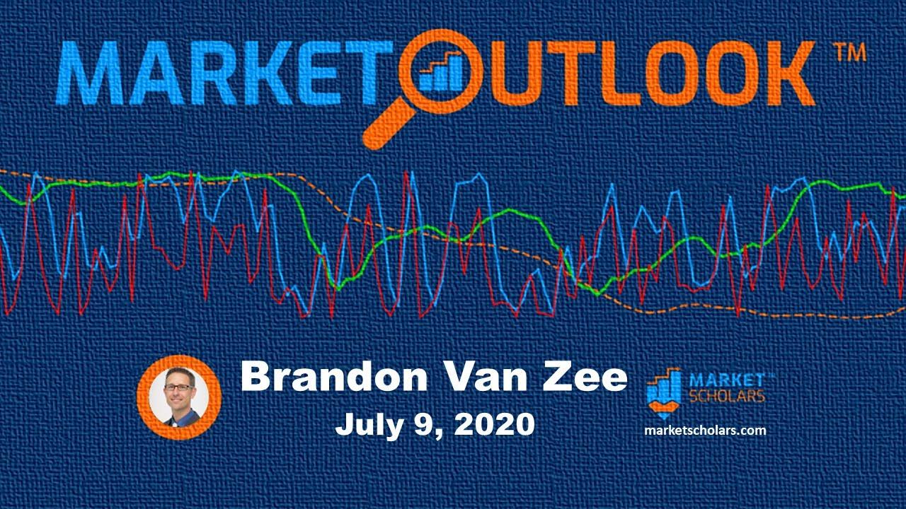 Market Outlook - 07/09/2020 - Brandon Van Zee