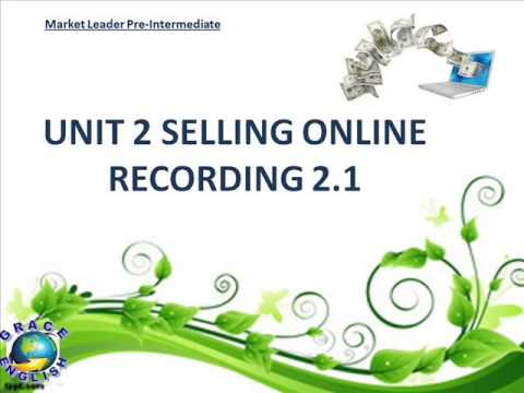 ML-PI UNIT 2 SELLING ONLINE RECORDING 2.1