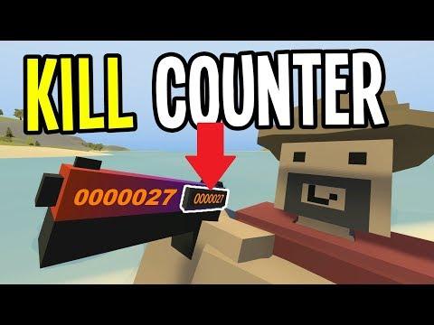 Unturned Update! KILLS STAT COUNTER SKIN (Update 3.23.3.0) thumbnail