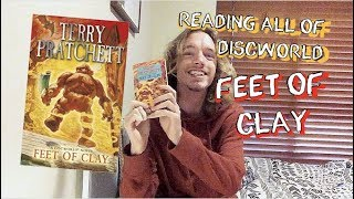 FEET OF CLAY | READING ALL OF DISCWORLD Video