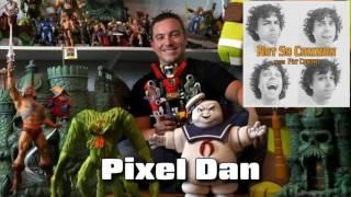 Not So Common Podcast #12 - Pixel Dan