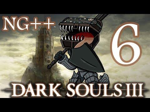 Dark Souls 3 NG++: Cornyx of the Great Swamp | Part 6 | Ark Thompson Plays
