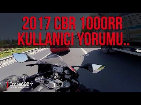 2017 CBR 1000RR Kullanıcı Yorumu ► Vlog  ◄