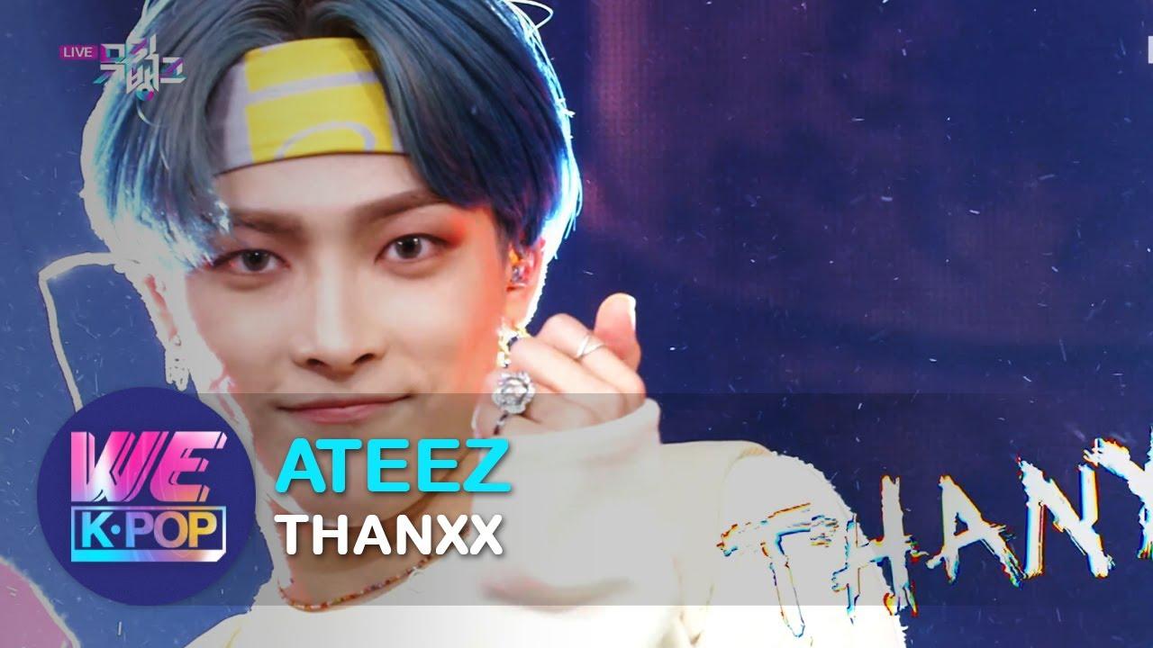 ATEEZ  - THANXX [Music Bank / 2020.09.11]