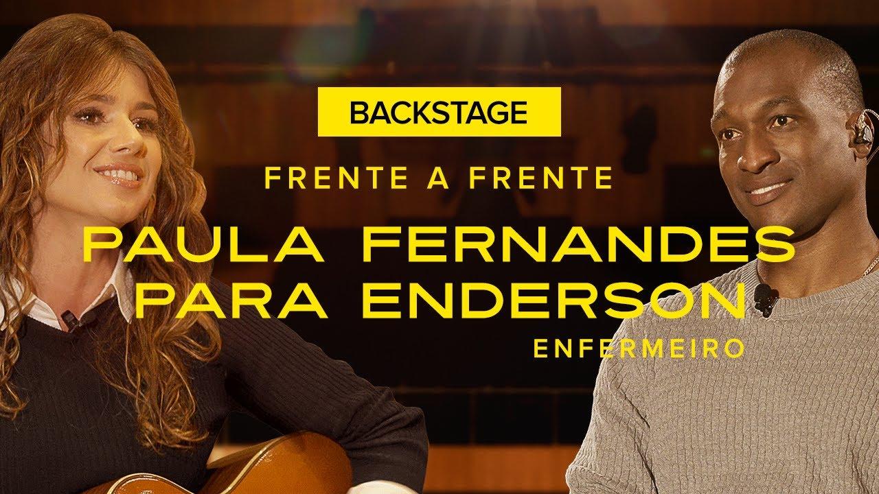 Mercado Livre | Frente a Frente: Paula Fernandes para Enderson | Backstage