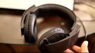 Sony Wireless Stereo Headset for the PS3 Review