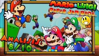 Análisis: Mario & Luigi: Paper Jam Bros.