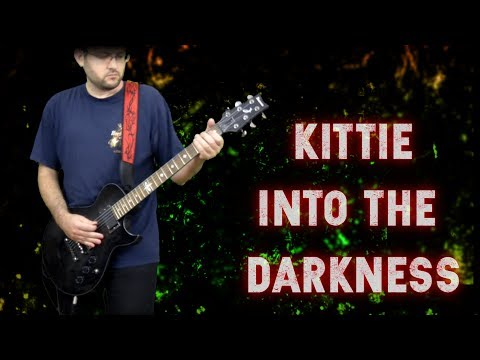♫ Kittie - Into The Darkness (Guitar & Bass cover)