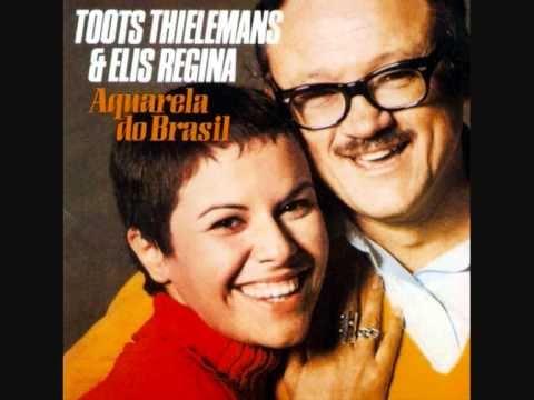 Elis Regina with Toots Thielemans - O barquinho