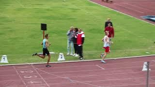 Гран При Московской области среди юношей на дистанции 800 м