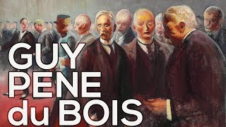 Guy Pene du Bois: A collection of 75 paintings (HD)