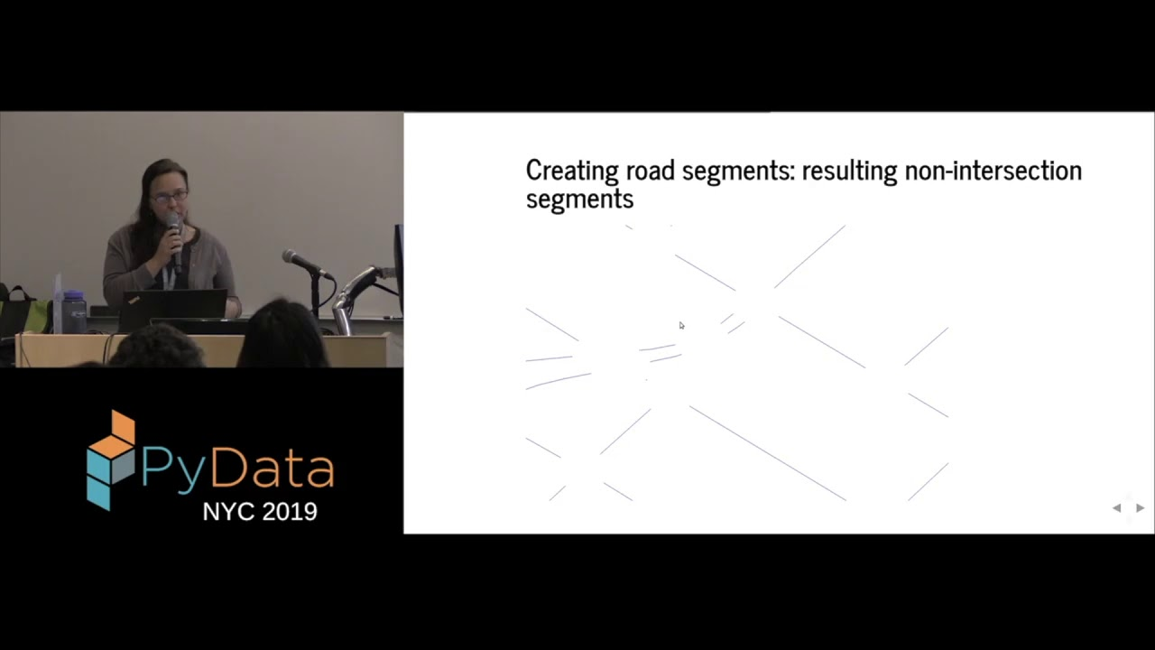 Image from Working with Maps: Extracting Features for Traffic Crash Insights