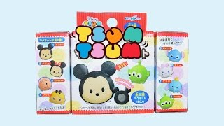 OUVERTURE - 6 Boosters Aimants Tsum Tsum