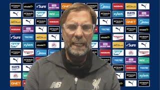 Реакция Юргена Клоппа на разгромное поражение Манчестер Сити 4 0 Ливерпуль